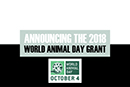 World Animal Day Grant Winner