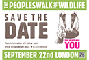 People's Walk For Wildlife