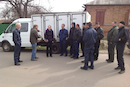 Naturewatch train dog catchers in Kharkov