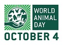 Who won this year's World Animal Day grant?