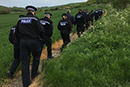 Dorset Police have received badger persecution training