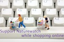 Fundraise for Naturewatch for Free