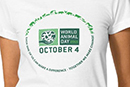 Support World Animal Day - buy your gear today!